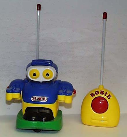 Robie the Robot Remote Control