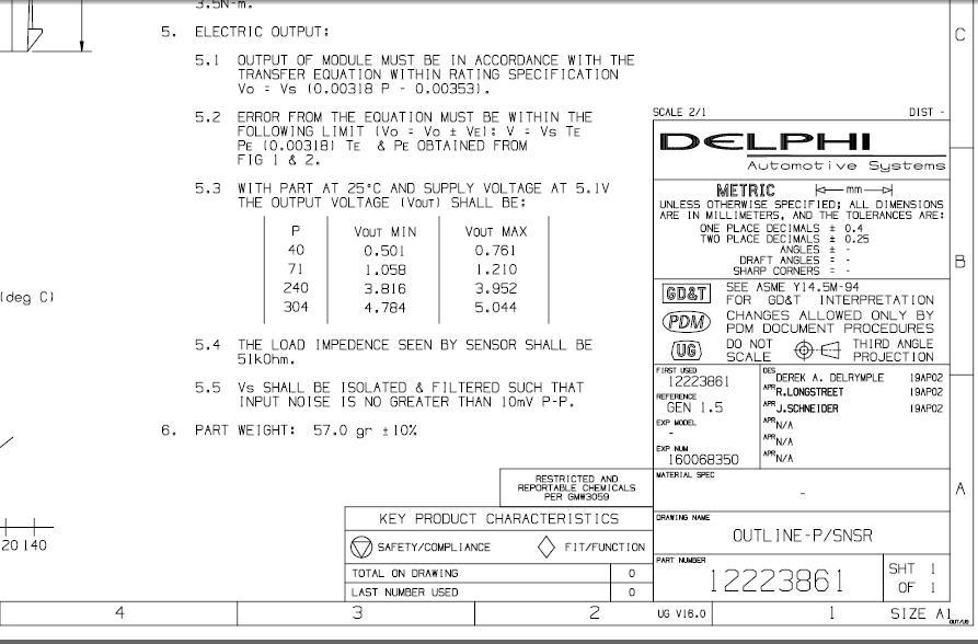 Gm Ls3 Map Sensor Wiring Diagram - Wiring Diagrams